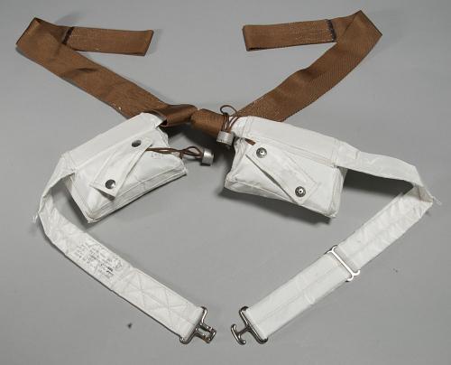 Life Vest, Dual, Cernan, Apollo 17