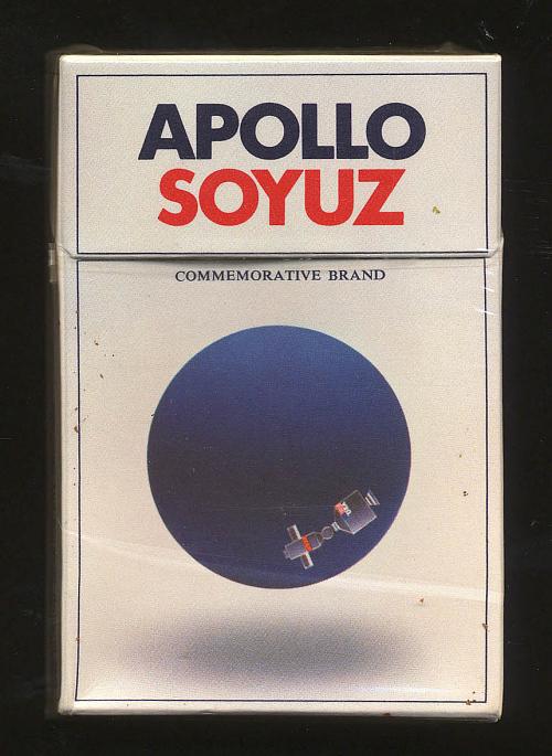 Cigarettes, Apollo-Soyuz