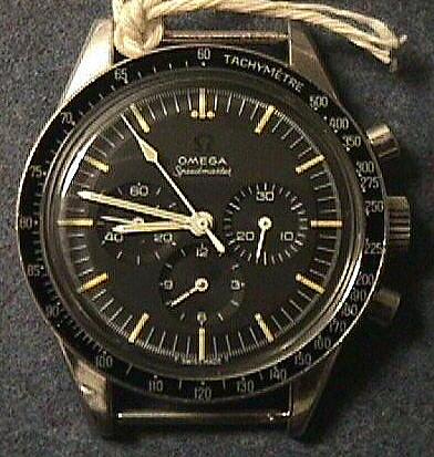 Chronograph, Stafford, Gemini 6