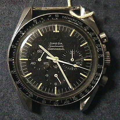 Chronograph, Carr, Skylab 4