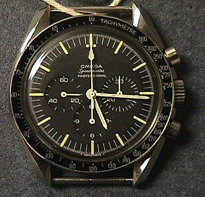 Chronograph, Young, Apollo 10
