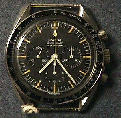 Chronograph, Cernan, Apollo 10