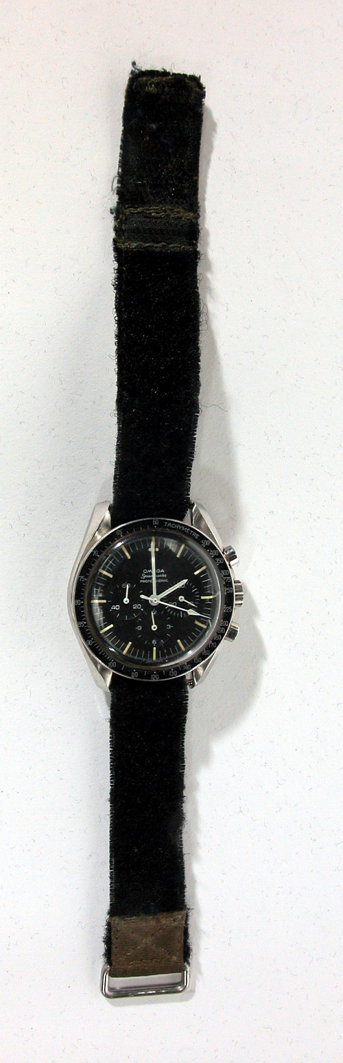 Chronograph, Irwin, Apollo 15