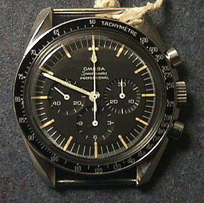Chronograph, Bean, Skylab 3