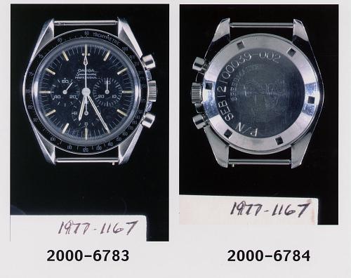 Chronograph, Schweickart, Apollo 9