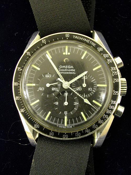 Chronograph, Evans, Apollo 17