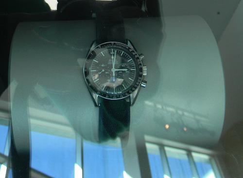 Chronograph, Shepard, Apollo 14