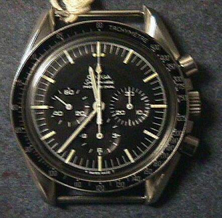 Chronograph, Stafford, ASTP