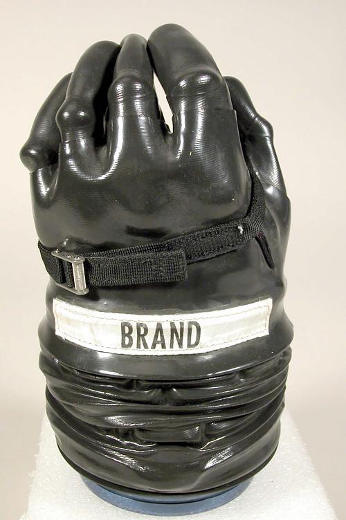 Glove, IV, Left, Brand, ASTP