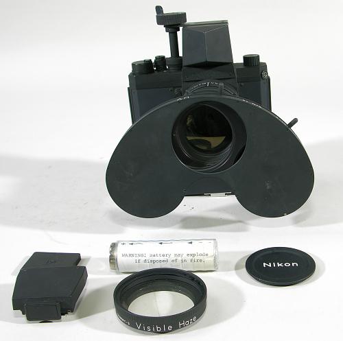Camera, Electric SLR, Nikon, Skylab