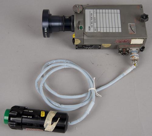 Camera, Data Acquisition, Command Module, 16mm, Apollo 8 and 9
