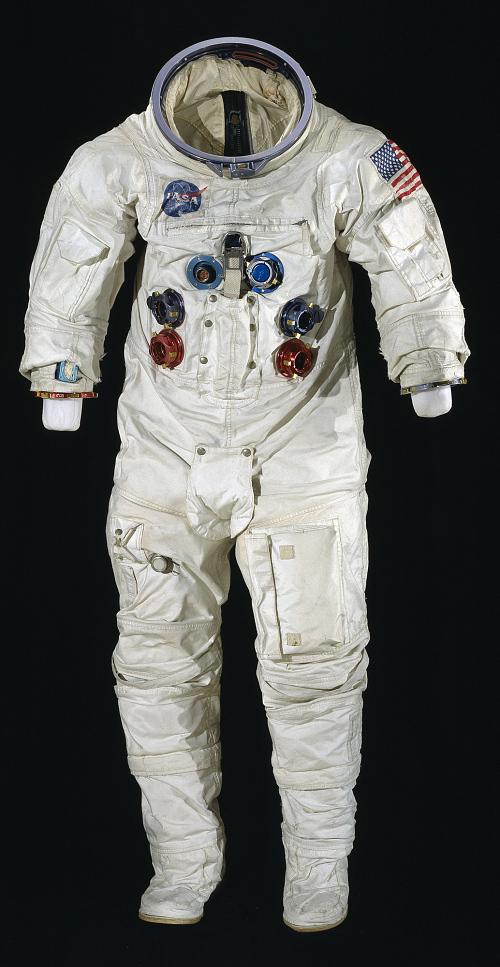 Pressure Suit, Apollo, A7-L, Borman, Training