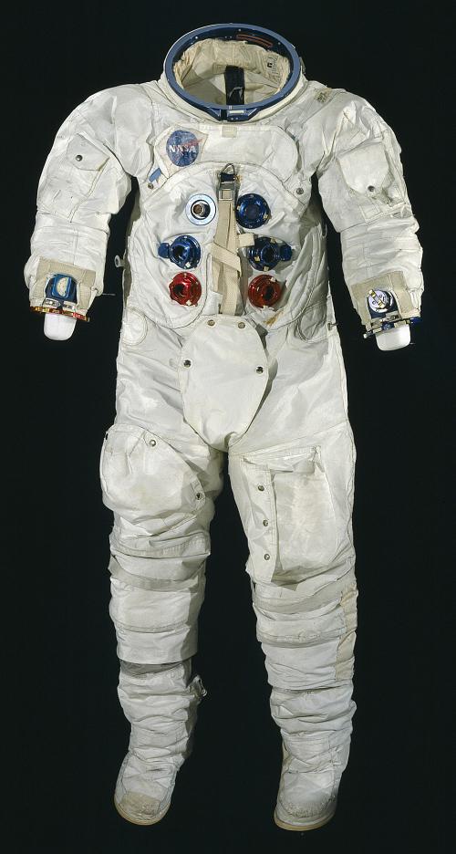 Pressure Suit, Apollo, A7-L, Developmental