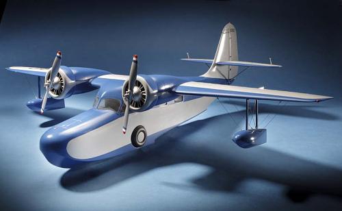 Model, Static, Grumman G-21 Goose
