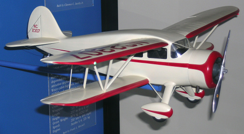 Model, Static, Waco YKS-7