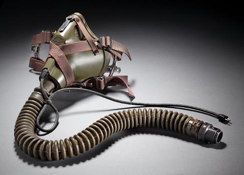 Mask, Oxygen, Type MBU-5/P, United States Air Force