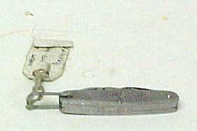 Pocket Knife, Rucksack #1, Apollo