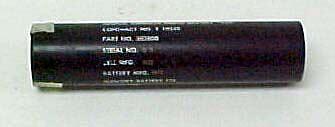 Battery Pack, Survival Radio, Apollo