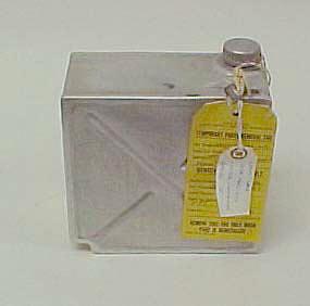 Container, Water, Rucksack #1, Apollo 15