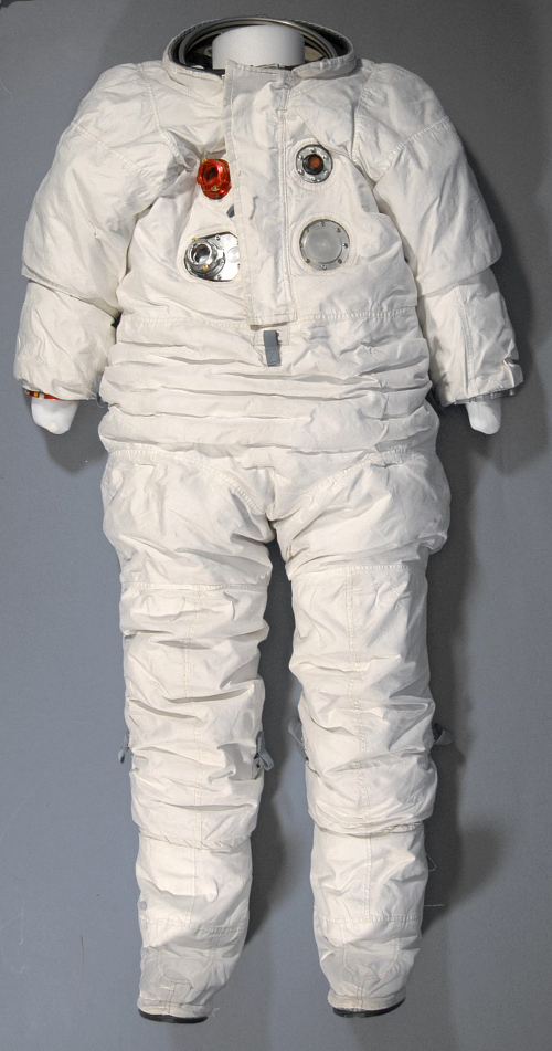 Pressure Suit, MOL, with Thermal coverlayer