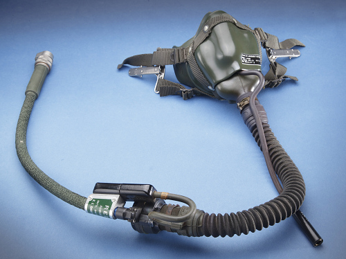 Mask, Oxygen, Type A-13A, United States Navy