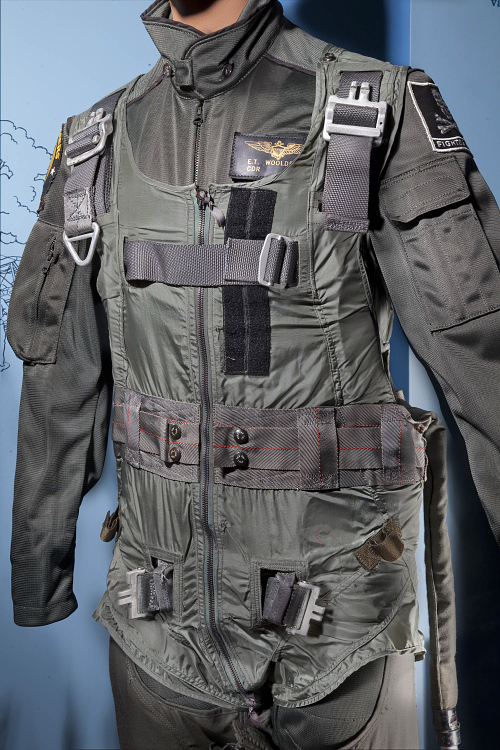 Harness, Integrated Torso, Type MA-2, United States Navy
