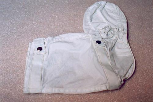 Inflight Coverall Garment, Boot, Left, Scott, Training