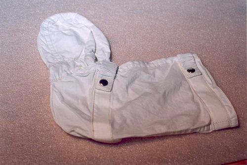 Inflight Coverall Garment, Boot, Right, Scott, Training