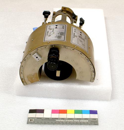 Sensor, Multispectral Scanner, Skylab