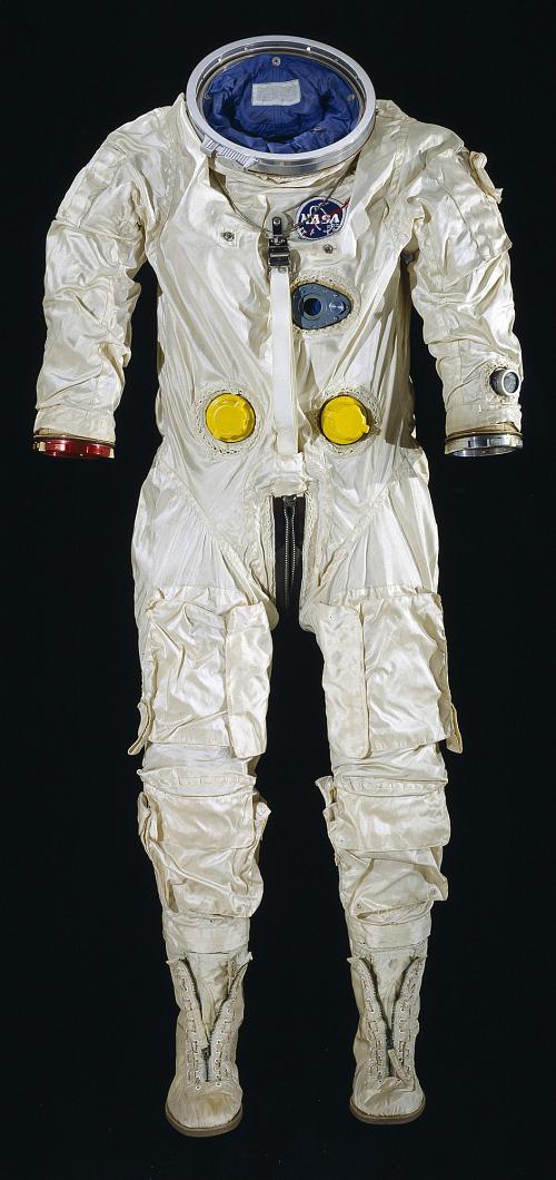 Pressure Suit, Apollo, A1-C, Eisele, Training