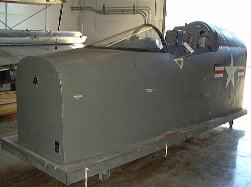 Trainer, Cockpit Procedures, North American RA-5C Vigilante