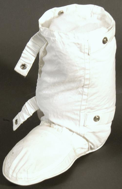 Inflight Coverall Garment, Boot, Right, Schweickart, Unflown