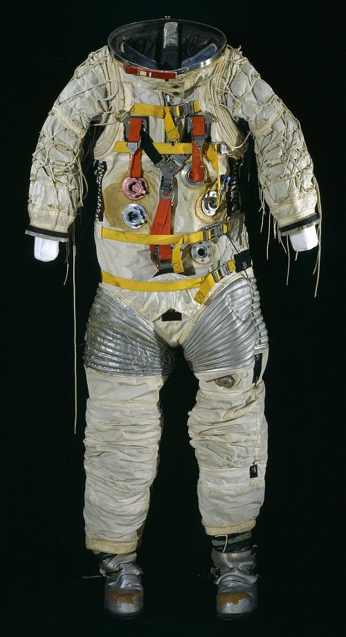 Pressure Suit, Apollo, A4-H, Developmental
