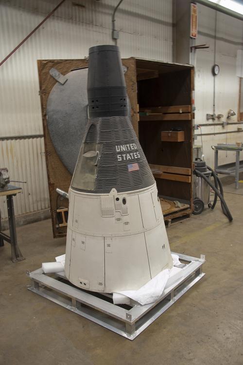 Model, Gemini, 1/3 Scale