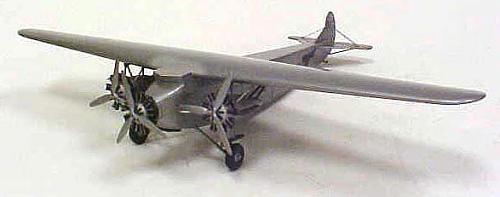 Model, Static, Fokker F-10A Tri-Motor, Pan American World Airways