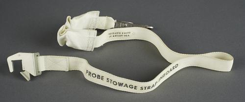 Strap, Docking Probe Stowage, Inboard, Apollo 11