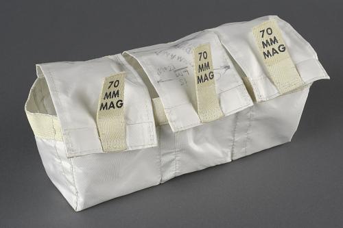 Bag, Film Magazine, 70 mm, Apollo 11
