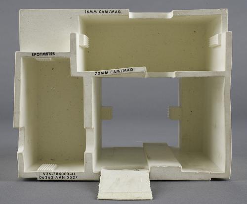 Cushion, Command Module, Locker B3, Apollo 11