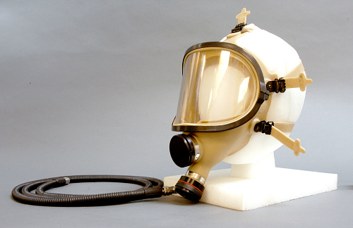 Oxygen Mask, Emergency, Armstrong, Apollo 11