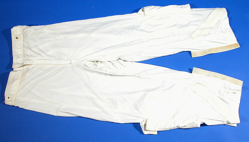 Inflight Coverall Garment, Trousers, Aldrin, Apollo 11