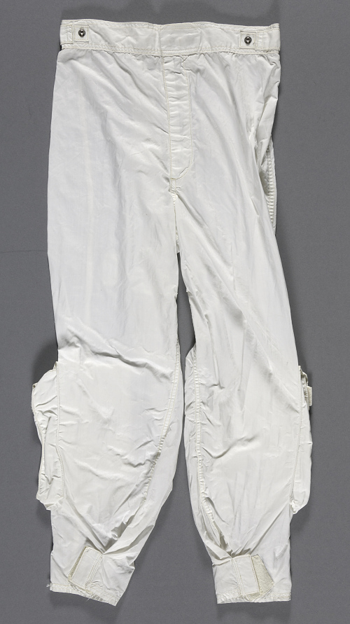 Inflight Coverall Garment, Trousers, Collins, Apollo 11
