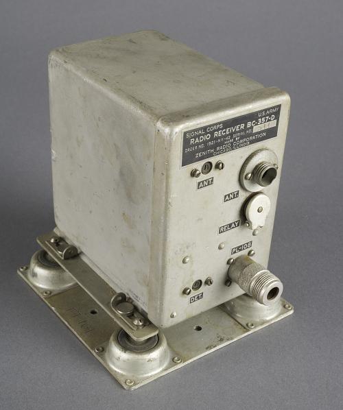 Receiver, Radio, Marker Beacon