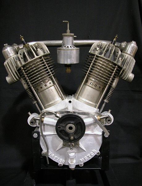 Curtiss A-2 V-2 Engine