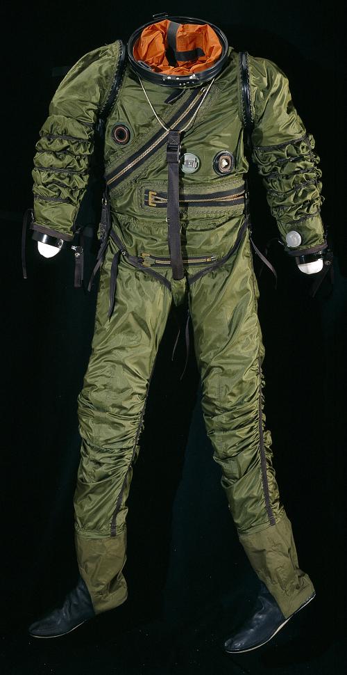 Pressure Suit, Mark V