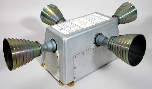 Rocket Motor, Liquid Fuel, Apollo Service Module Reaction Control System, Pod