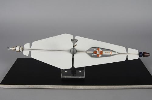 Model, Mars Mission Electric Vehicle, Stuhlinger Concept, 1962