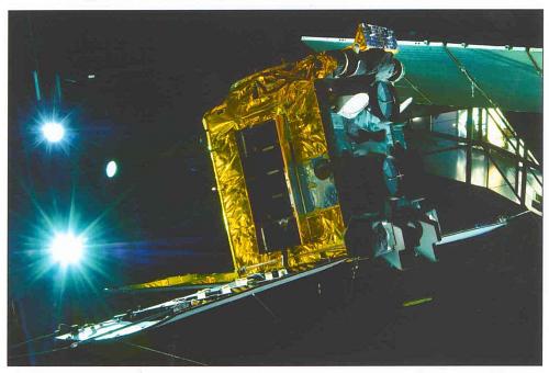Satellite, Meteorological, ITOS