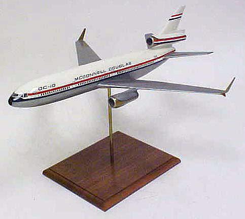 Model, Static, McDonnell Douglas DC-10 Experimental, McDonnell Douglas Livery