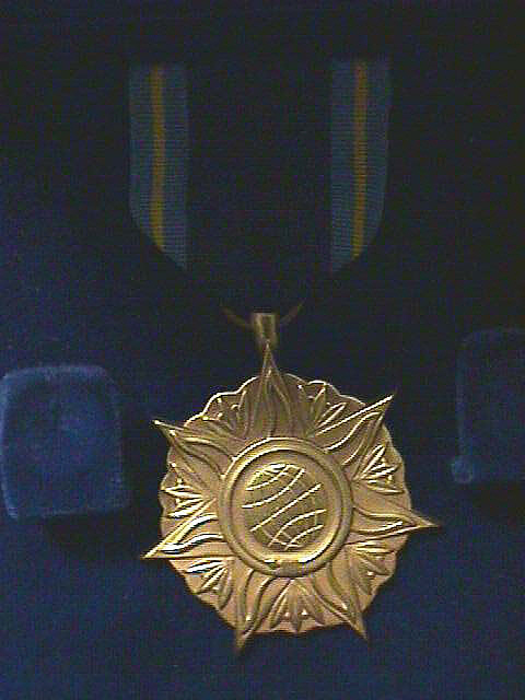 Medal, Distinguished Public Service, NASA, 1967, Charles Draper