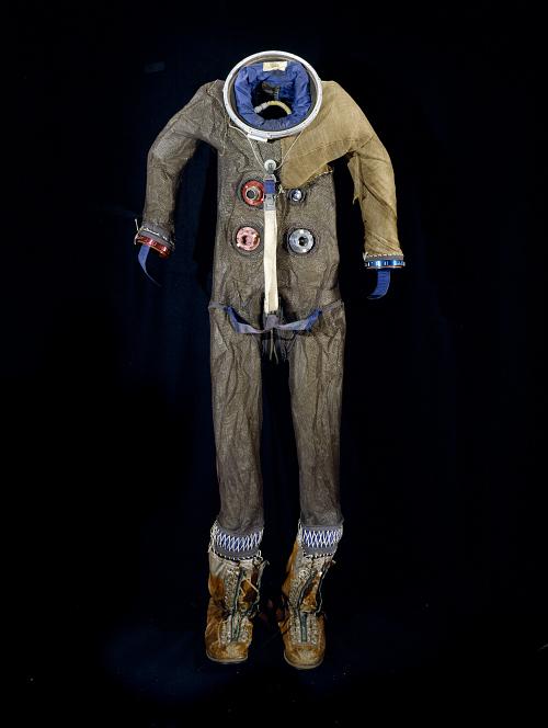 Pressure Suit, G1-C, Gemini